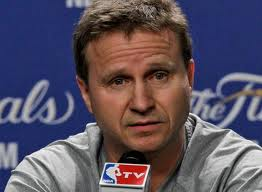 Scott Brooks: A classy way to end the NBA season