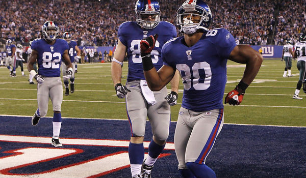 VIDEO OF THE WEEK: Victor Cruz' Salsa Dance on Madden NFL '13