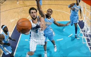 #8 Marco Belinelli has averaged 20 points a game in the 3 games that he's started in Richard Hamiliton's place. Great for deeper leagues-Watch in others. Photo: Bulls.com