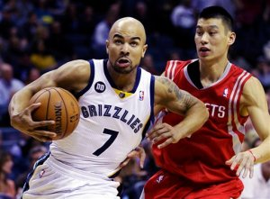 #7, former Raptors Guard Jerryd Bayless is our 'Must Add' this week with 14 PPG and 5.8 assists over the past four. AP Photo/Daniel Johnston