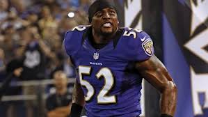 #52 MLB Ray Lewis should be playing the last game of his career if the Furnace is right. Photo: sportsgrid.com