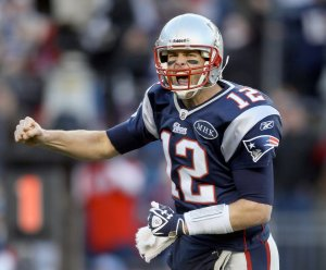 #12 Tom Brady should have a proverbial 'field day' against a mediocre Texans secondary. Photo: nj.com
