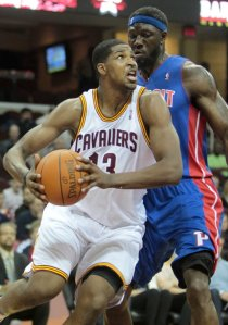 #13 With four double-doubles over his last seven, Thompson becomes a Must Add in all formats. Photo: cleveland.com