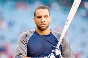 "You would be ""Loney- Tooned"" if you pick up this waiver wire fodder who signed a 1-year $2 million contract with the Rays in the off-season. Kirby Lee/Image of Sport-US PRESSWIRE"