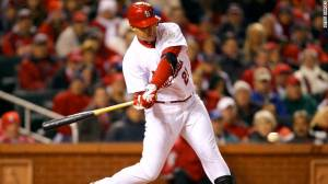 #21 Allen Craig should net owners with home runs in the mid to high 20's. Photo: edition.cnn.com