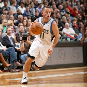 #11 J.J. Barea has scored 14+ points in seven of his last 10 games and is a Must Add this week! Photo: David Sherman/NBAE/Getty Images