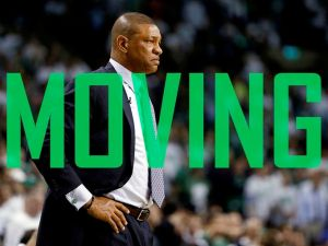 Ex-Celtic Coach Doc Rivers is taking his career 587-473 record as well as his talent to David Butler II, USA TODAY Sports Angeles. Photo: