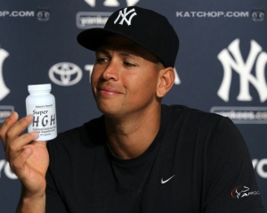 Alex Rodriguez always seems to be in every discussion & scandal evolving around illegal substances.