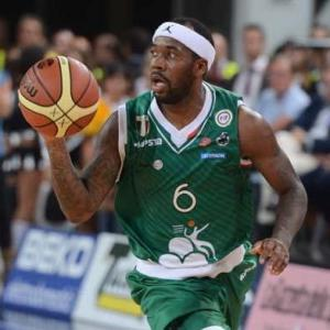 #6 Euroleague Point Guard Bobby Brown had a 41 point-7 assist game vs Fenerbahce Ulker in the Euroleague last January. Photo: euro-ballin.com