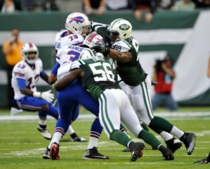 The Jets defense has been sharp since the he #Jets rang up 513 yds of offense Sun vs the #Bills It's the most the team has put up since Rex Ryan became coach in '09  started and