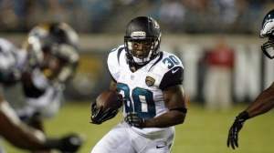 #30 Jordan Todman gets the start at RB this week vs the porous run-defense of the Titans and is a must Phil Sears-USA TODAY Sports.