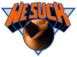 Knick fans are growing impatient as the weeks go by.