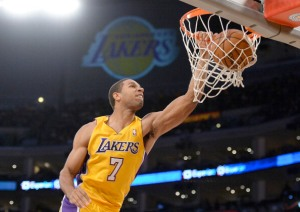 This was one of #7 Xavier Henry's dunks back on Nov.
