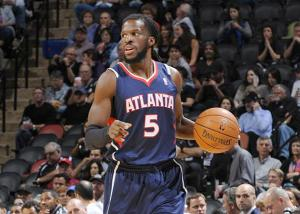 #5 DeMarre Carroll, besides lighting it up with his offense, is also a staunch defender who should garner D. Clarke Evans/NBA/Getty Images attention.