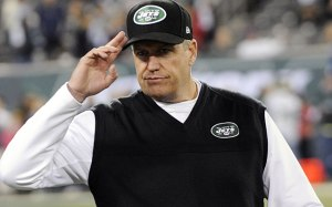 G.M. John Idzik will give Rex Ryan all the tools he needs to be successful this season. If Rex can't get the job done it will be his last. Photo: AP