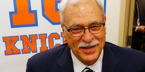 The head-coaching vacancy in New York continues amidst speculation and rumors of who Phil Jackson's choice will Photo by Jim McIsaac/Getty Images.