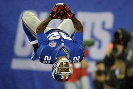#22 RB David Wilson, recovered from last season's neck surgery, should be back to doing flips as the Furnace selects him as their sleeper RB for a second season in a row
