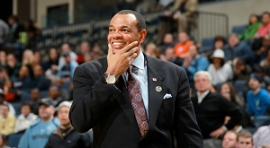 Former Memphis Grizzlies coach Lionel Hollins will be taking over as coach of the Brooklyn Nets this Fall. Photo: AP