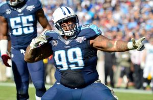 Deeper leaguers searching for a DST in leagues of 2 DSTs will have the Titans to grab as they fave the hapless Jags in Week 6. Photo: AP