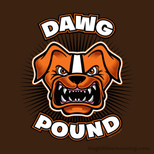 Home in the friendly confines of teh Dawg Pound, The Furnace sees the Browns easily overtaking the 1-6 Buccaneers in Week 10.