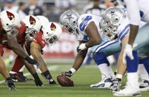 Whether it's Tony Romo or Brandon Weeden who gets the start vs the Cardinals, the 6-1 Cards will prevail, says The Furnace. Photo: Fort Worth Weekly