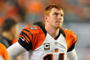 #14 Andy Dalton just hasn't been the same this season & the Furnace says it won't get any better for him or the Bengals in Week 11. Photo: USA Today Sports Images